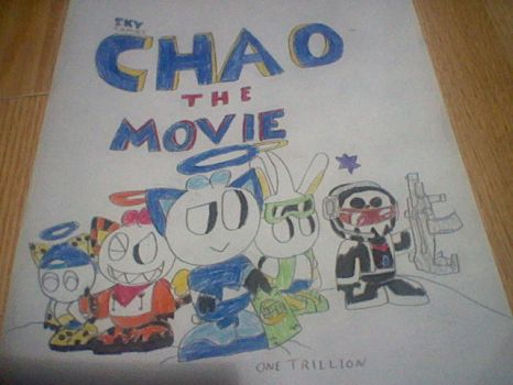 Chao the movie by NeoWOLF777