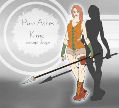 PA Kima Concept Card by DshawnC