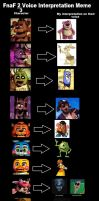 FNAF1,2and3 - Voice meme by ErichGrooms3