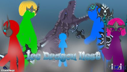 SPAC Ice Dragon Nest by apielang