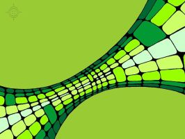 Green Web 2004-5 by PoizonMyst