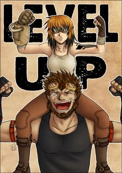 Level UP by Tenaga