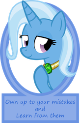 Positive Trixie by The-Smiling-Pony
