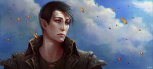 Commission: Andru by Leventart