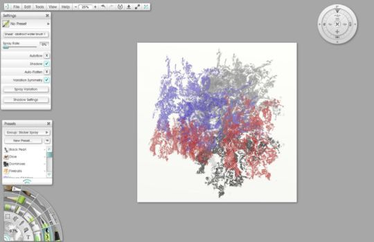 how to create custom brushes in Artrage - Tutorial by SchweizerArts