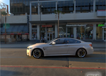 With my car on the street by Artsoni3D