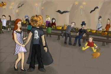Halloween 2010 by Elderberry-bb
