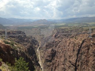 The Royal Gorge by JRene96