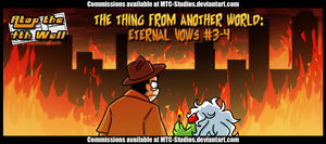 AT4W: The Thing - Eternal Vows #3-4 by DrCrafty