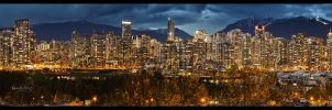 Downtown Vancouver South End by tt83x