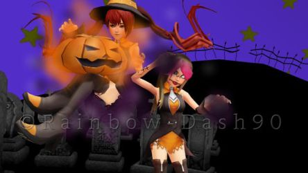 Trick Or  Treat by SweetNellieMay