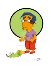 Milhouse by tyleroch