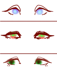Eyes Xd by PlayMyLittleGame