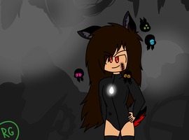 My Badland (Gift) by XXRaptorguyXX