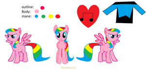 heartsong official ref sheet by MLP-HeartSong-FiM