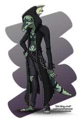 Ludovicus deCrowe by Comic-Ray