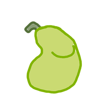 mr_pear.png by TheRainbowlum