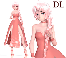 [mmd]Luka dl by AgathoGrave