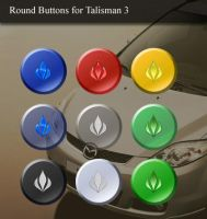 Round Buttons v1.0 by shadrincarpc