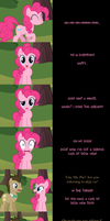 Pinkie Pie Says Goodnight: Did'Ja View by MLP-Silver-Quill