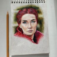 Melisandre by aquacobalamin