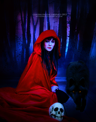 Red Riding Hood by MysticSerenity