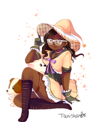 Witchsona -Meee- by Tani2691