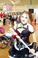 Harley Quinn Fan Expo 2015 #03 by Lightning--Baron