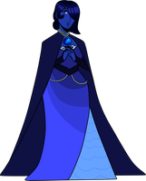 [SU] Off Color Queen, Hope Diamond by SirPsiodyne