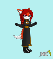 Roxanne outfit 7: Defult outfit (Vampire) by metalzaki