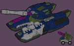 Onslaught - Vehicle Mode by AsswhompSupreme
