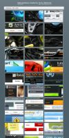 Web interface Collection 07-08 by jimmybjorkman