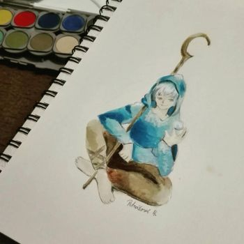 Jack Frost by PeonySetwick