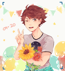 HBD Space Setter! by mocimori