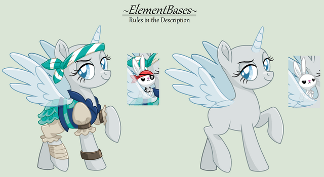 MLP Base 33 by ElementBases