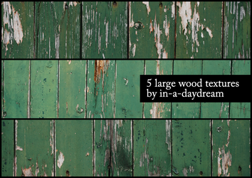 Wood Textures by in-a-daydream