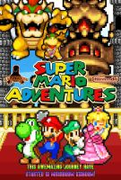 Super Mario Adventures Poster by AsylusGoji91