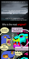 The Most Originalz by albinoraven666fanart