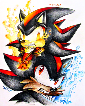 TMOM shadow and GOTF shadow by Bowgirl5