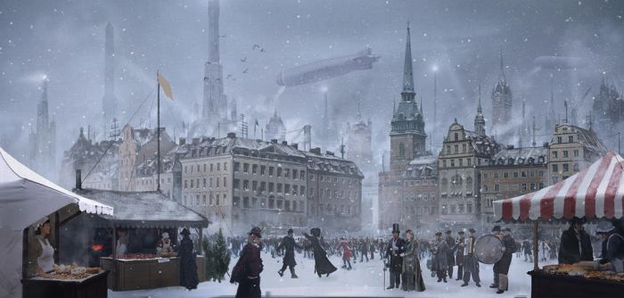 The Order 1886- Stockholm by atomhawk