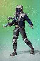 Captain Cold by Jack-so-Slack