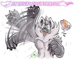 COM: Hotdogs for Hawtdawgs! by carnival