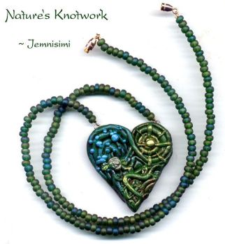 Nature's Knotwork by jemnisimi