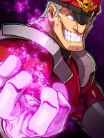 BAIT X UDON M. Bison by edwinhuang