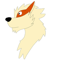 Arcanine by FlameNelson
