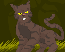 Tigerstar *old* by ShadowClawZ