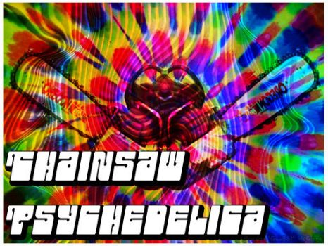 Chainsaw Psychedelica Cover by Gee881