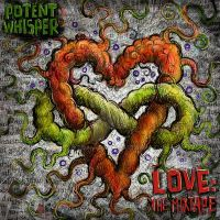Love: The Mixtape - alternate front cover #2 by MorXn