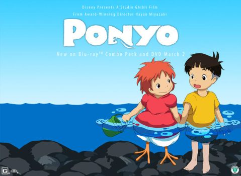 PONYO CONTEST by WeirdCircus9