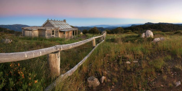 High Country Morning by Bjay70